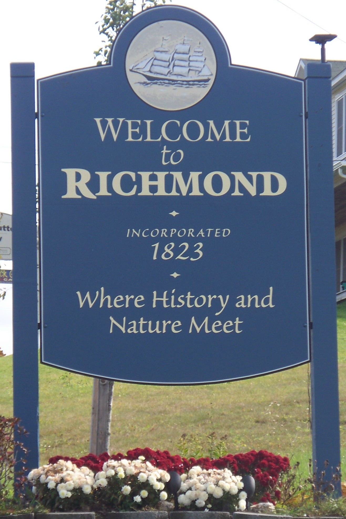 town of richmond maine
